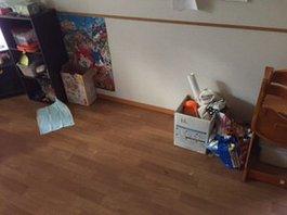 南砺市富山県T様の不用品回収後のお部屋の画像