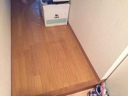 砺波市富山県I.Y様の不用品回収後のお部屋の画像