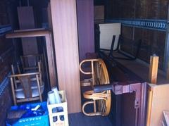 南砺市富山県H様の不用品回収前のお部屋の画像